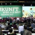 Grüne legen auch im ZDF-Politbarometer kräftig zu